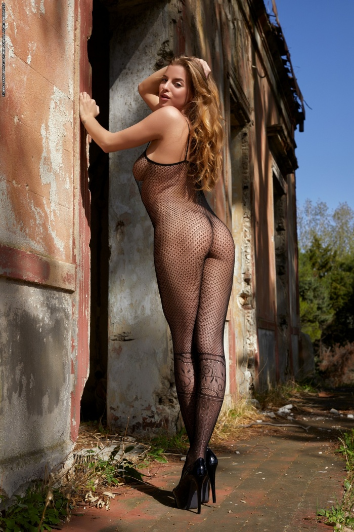 Heather Vandeven Dress Erotica AssoAss 1