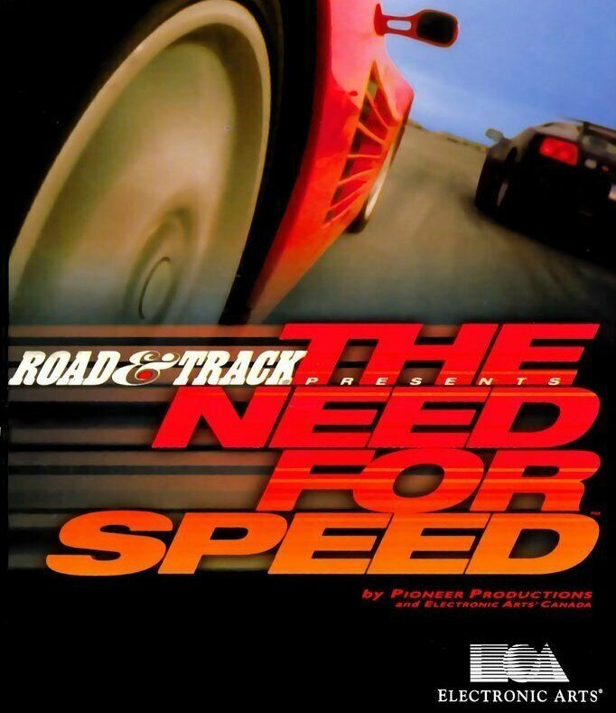 Первому The Need For Speed 25 лет (9 фото + 2 видео)